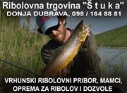 Opremite se za sezonu ribolova na Dravi